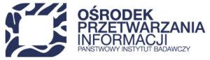 Ośrodek Przetwarzania Informacji – Państwowy Instytut Badawczy- logo
